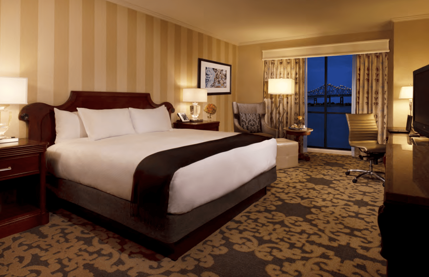 Hilton Riverside, New Orleans, Louisiana