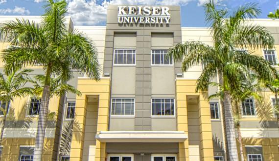 Keiser University Building