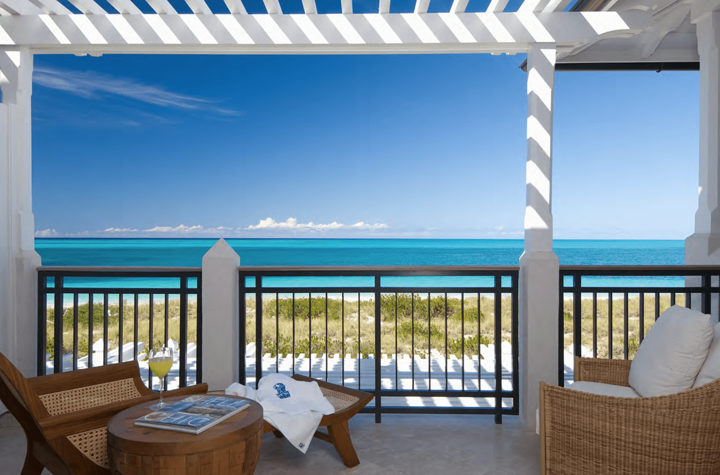 Ritz Carlton Reserve, Molasses Reef, Turks & Caicos